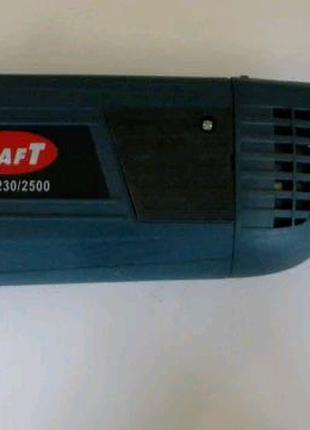 Болгарка Craft CAG-230/2500