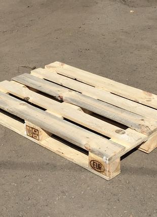 Поддоны (паллеты) деревянные 1200 х 800 мм.