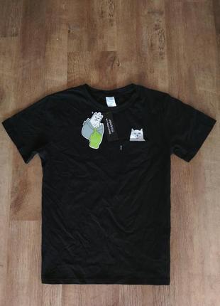 Ripndip футболка с котиком