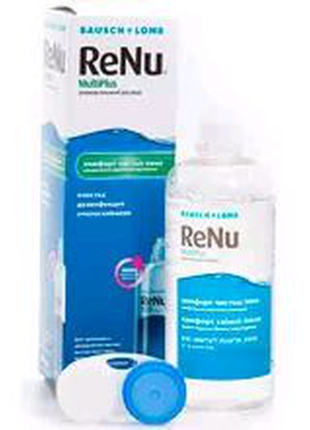 Раствор для линз Renu 360 ml