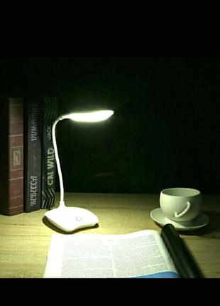 Настольная лампа led светодиодная лампа лед светильник