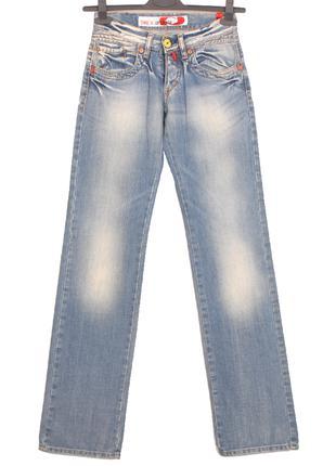 Take Two Италия Джинсы 25/34 штаны на девочку прямые брюки