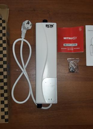 Электрический водонагреватель проточный - мгновенный душ