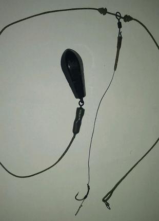 Карповий монтаж типу Вертоліт