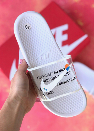 Сланцы/шлепки Nike Off-White