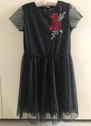 Платье подростковое primark  на 12-13 лет / 158 см. ( большимерит