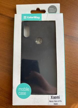 Чехол на Xiaomi Redmi note 6 pro