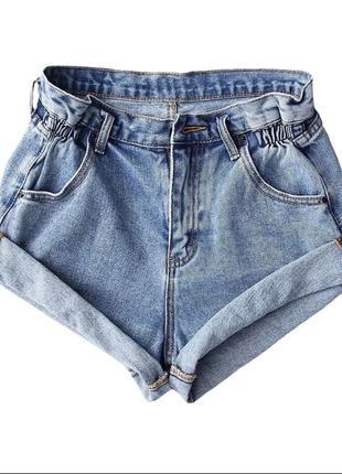 Женские джинсовые шорты, 42-44
