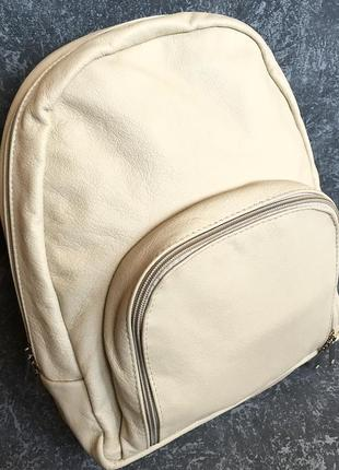 Рюкзак из натуральной кожи, кожаный рюкзак
