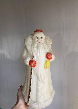 Новогодняя игрушка СССР дед мороз