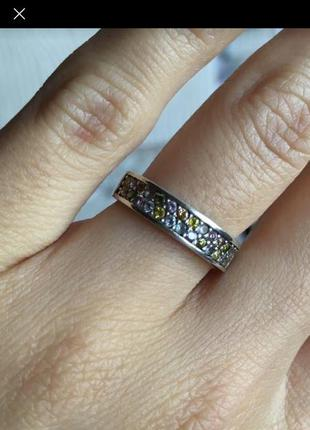 Серебряное кольцо, кольцо из серебра