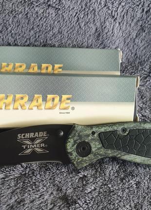 Нож складной Shrade