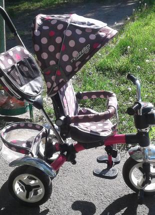 Трехколёсный детский велосипед Turbo trike
