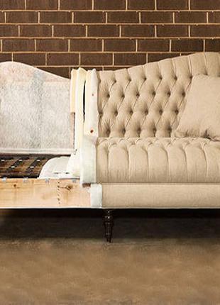 Ремонт и перетяжка любой мягкой мебели