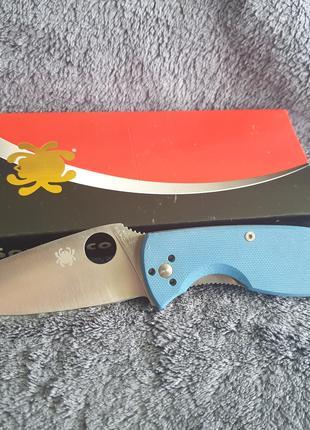 Нож складной Spyderco
