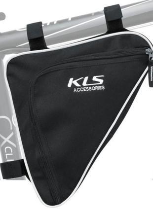 Сумка под раму велосипеда KLS Snappy
