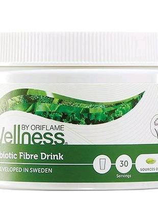Пребіотичний напій з харчовими волокнами