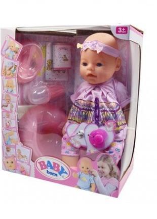 Кукла Пупс Беби Борн/Baby Born 8006-15 (4 вида)