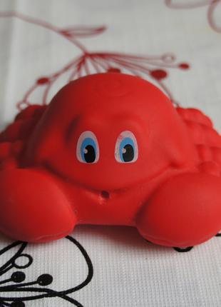Детская игрушка Капитошка, игрушка для ванной