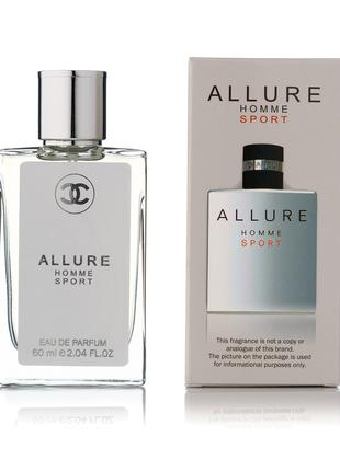 Chanel Allure Homme Sport мини-парфюм мужской 60мл