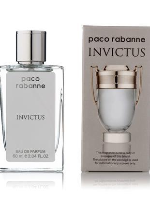 Paco Rabanne Invictus мини-парфюм мужской 60мл