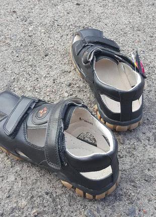 Кожаные сандалии босоножки tom.m р.32-37