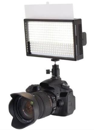 Cветодиодная панель для видеосъемки Lishuai (Оригинал) LED-312AS