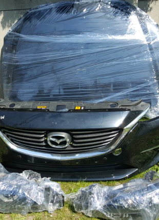 Разборка Mazda 6 Gj б/у запчасти