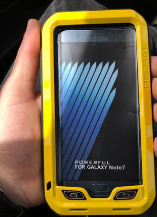 Samsung galaxy note 7 чехол