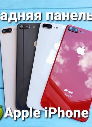 Задняя панель (крышка) Apple iPhone 8 Plus SpaceGray/Gold/Silv...