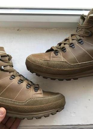 Lowa кожаные ботинки сапожки 41-42р оригинал