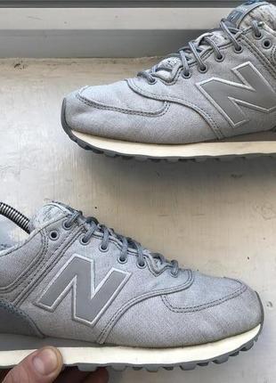 New balance 574 спортивные кроссовки оригинал 39р