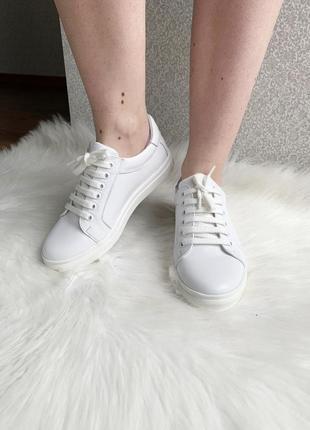 Кеды, кеди, кроссовки, кросівки, натуральная кожа, натуральна ...