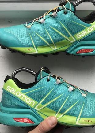 Salomon speedcross pro трекинговые кроссовки 40 оригинал