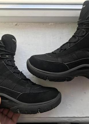 Lowa gore-tex 37-38 зимние высокие сапожки ботинки оригинал