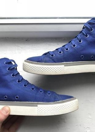 Converse all star chuck taylor 41,5p высокие кеды оригинал