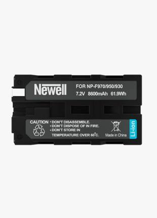 Аккумулятор Newell NP-F970 (NP-F970)