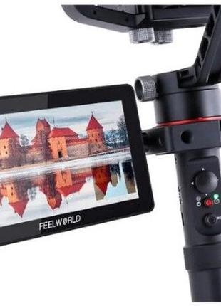 "FeelWorld 5.5"" F6 PLUS Full HD HDMI On-Camera Touchscreen Monitor"