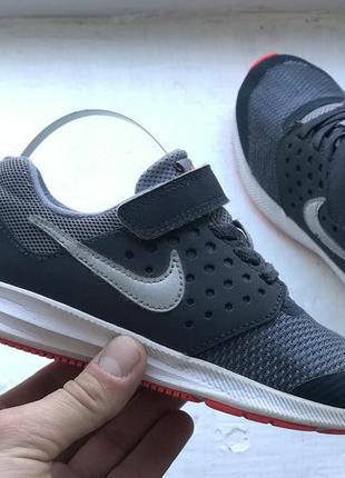 Nike downshifter 7 детские кроссовки 29,5р оригинал