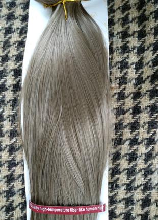 Набір наданого волосся на кліпсах