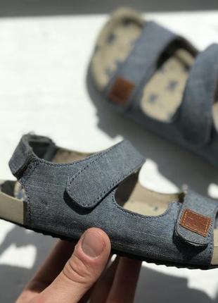 H&m джинсовые босоножки сандали 29р