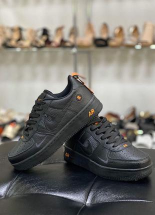Nike air кроссовки женские найк аир черные