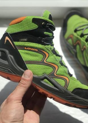 Lowa gore-tex термо мембранные ботинки