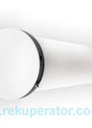 Рекуператор SmartStream 150. Монтаж приточно-вытяжной вентиляции