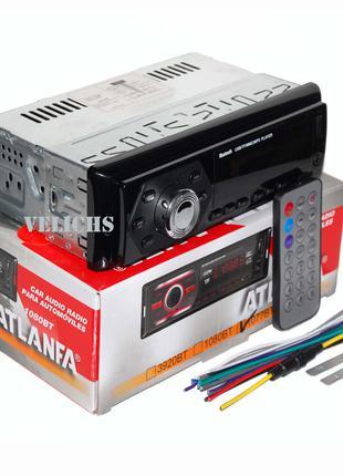Автомагнитола ATLANFA 1077BT Bluetooth USB/SD/FM/AUX