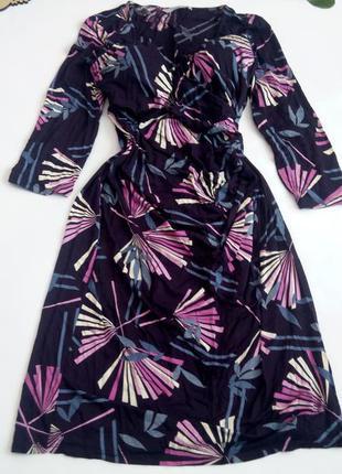 Платье миди бюстье нарядное офисное футляр 52 50 размер весенн...