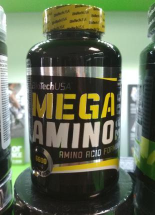 BioTechUSA Mega Amino 3200, 100 таблеток
