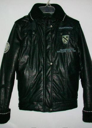 Стильная куртка puledro - качество