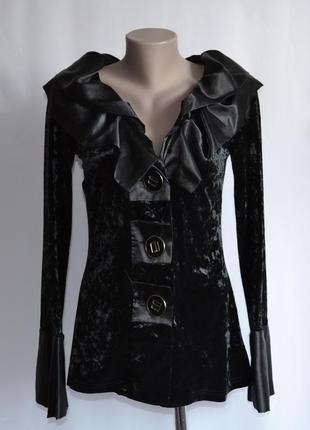 Gezza - шикарная роскошная блуза - р-р м
