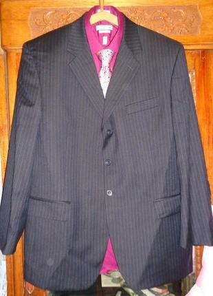 Элитный пиджак блейзер Dehavilland Англия
